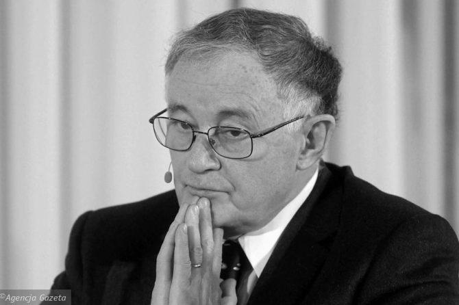 Życie wymaga ciągłej pracy i nakładu energii-Prof. Wiktor Osiatyński