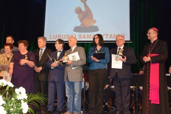 Lubuski Samarytanin 2019. Wyjątkowa nagroda, ustanowiona przez Duszpasterstwo Chorych i Służby Zdrowia.