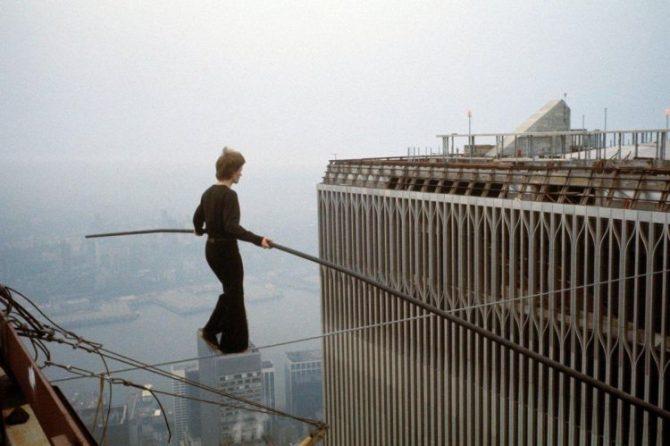 Philippe Petit, wieże WTC, nasze wielkie pasje czyli o psychologii z wysoka.